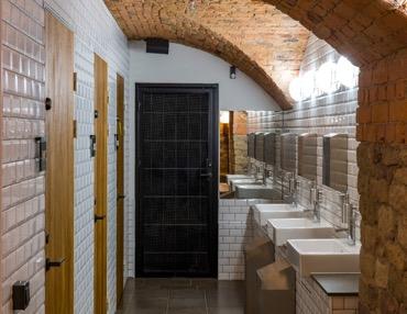 Toaletter på Nationalmuseum